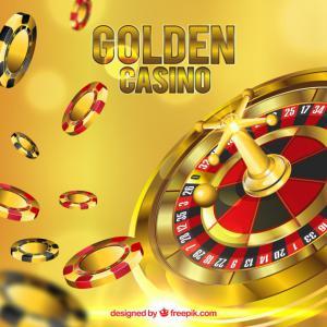 kultainen rulettilauta